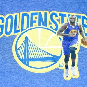 Shirts - Golden State Warriors Mitch Richmond T-Shirt